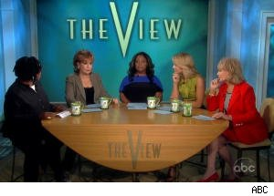 Elisabeth Hasselbeck Silences Joy Behar on 'The View'