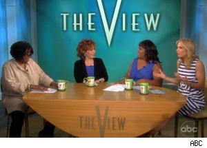 Joy Behar and Sherri Shepherd Count Their Vibrators on 'The View'