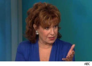 Joy Tries to Start an Argument With Elisabeth on 'The View'