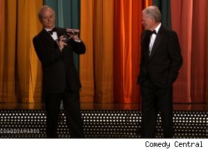 Bill Murray & David Letterman, 'The Comedy Awards'