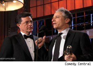 Stephen Colbert &amp; Jon Stewart, 'The Comedy Awards'