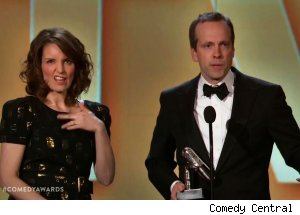 Tina Fey, 'The Comedy Awards'