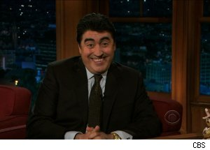 Alfred Molina, 'The Late Late Show with Craig Ferguson'