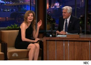 Rene Russo, 'The Tonight Show with Jay Leno'