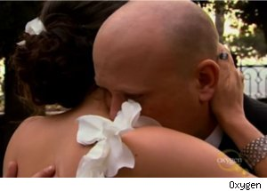 Tears on 'Tori & Dean: sTORIbook Weddings'