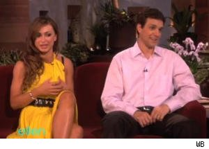 Karina Smirnoff Considers Spectacular Fall With Ralph Macchio on 'DWTS'