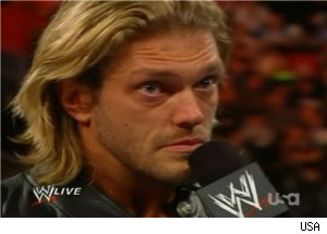 Edge Retires on 'Monday Night Raw'