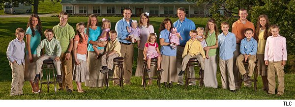 The Duggars, '19 Kids and Counting'
