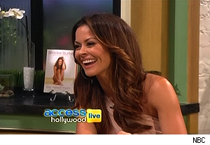 Brooke Burke talks about 'Dancing With the Stars' on 'Access Hollywood Live'