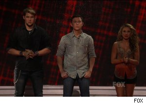 James Durbin, Scotty McCreery & Haley Reinhart, 'American Idol'