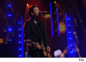 David Cook, 'American Idol'