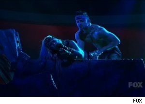 Lady Gaga &amp; Mark Kanemura, 'American Idol' finale
