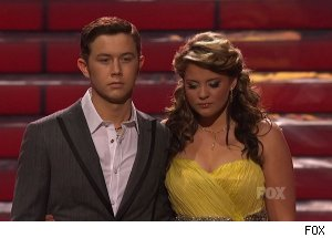 Scotty McCreery & Lauren Alaina, 'American Idol' finale