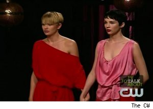 Molly & Brittani, 'America's Next Top Model' season finale