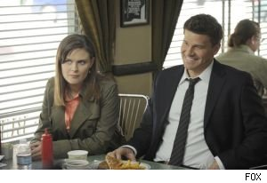 Bones and Booth go undercover at a bowling tournament in the season finale of 'Bones.'