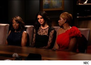Star Jones, Hope Dworaczyk, NeNe Leakes, 'Celebrity Apprentice'