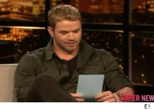 Kellan Lutz, 'Chelsea Lately'