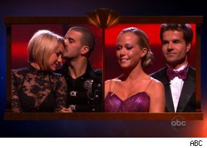 'Dancing with the Stars' Week Seven Elimination