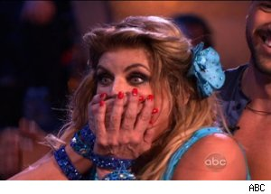 Kirstie Alley, 'Dancing with the Stars'