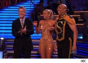 Kym Johnson & Hines Ward, 'Dancing with the Stars'