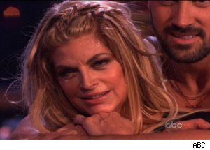 Kirstie Alley &amp; Maksim Chmerkovskiy, 'Dancing with the Stars'