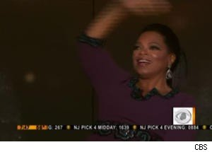 'Early Show' Previews Oprah Winfrey's Final Shows