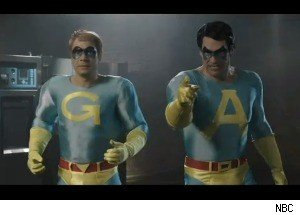Ambiguously Gay Duo, Jimmy Fallon, Jon Hamm