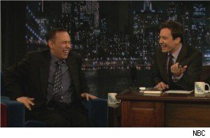 Gilbert Gottfried on 'Late Night With Jimmy Fallon'