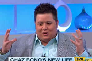 Chaz Bono Says He Hates It When Women Gossip