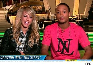 Romeo and Chelsie Hightower Predict 'DWTS' Winners