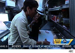 Robin Roberts on 'Good Morning America'