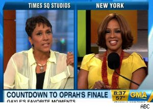 Gayle King Relives Her Favorite Moments From 'Oprah'