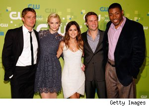 Hart of Dixie cast, CW Upfront