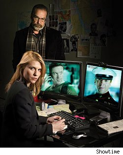 Homeland, Claire Danes