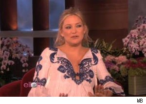 Kate Hudson Predicts the Sex of Her Second Child on 'Ellen'