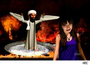 Osama Bin Laden & Rebecca Black, 'Jimmy Kimmel Live'