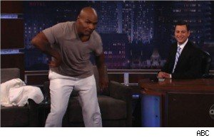 Mike Tyson on 'Jimmy Kimmel Live'