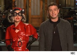 Saturday Night Live, Lady Gaga, Justin Timberlake