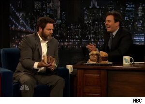 Nick Offerman, 'Late Night with Jimmy Fallon'