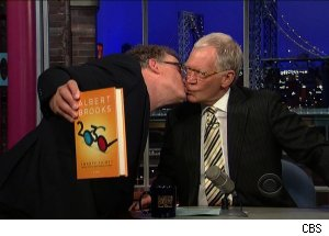 Albert Brooks, 'Late Show with David Letterman'
