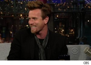 Ewan McGregor, 'Late Show with David Letterman'