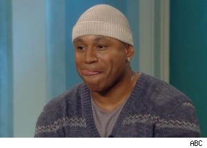 Sherri Asks LL Cool J Why He Licks His Lips So Often on 'The View'