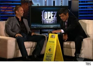 Paul Walker, 'Lopez Tonight'