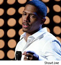 Nick Cannon, 'Mr. Showbiz'