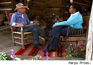 Ralph Lauren on 'The Oprah Winfrey Show'