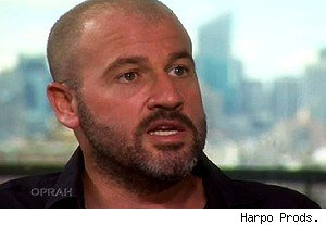 James Frey on 'The Oprah Winfrey Show'