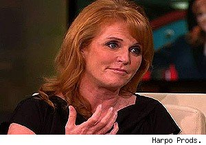 Sarah Ferguson on 'The Orpah Winfrey Show'