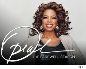 After 25 years, 'The Oprah Winfrey Show' airs its last original episode on Wednesday.