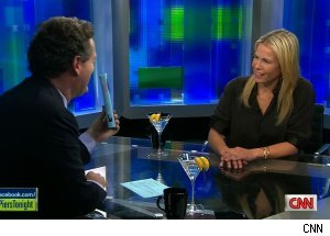 Chelsea Handler, 'Piers Morgan Tonight'