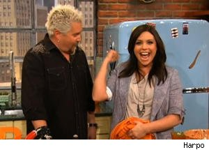 Rachael Ray and Guy Fieri Announce New Celeb Cooking Show on Food Network